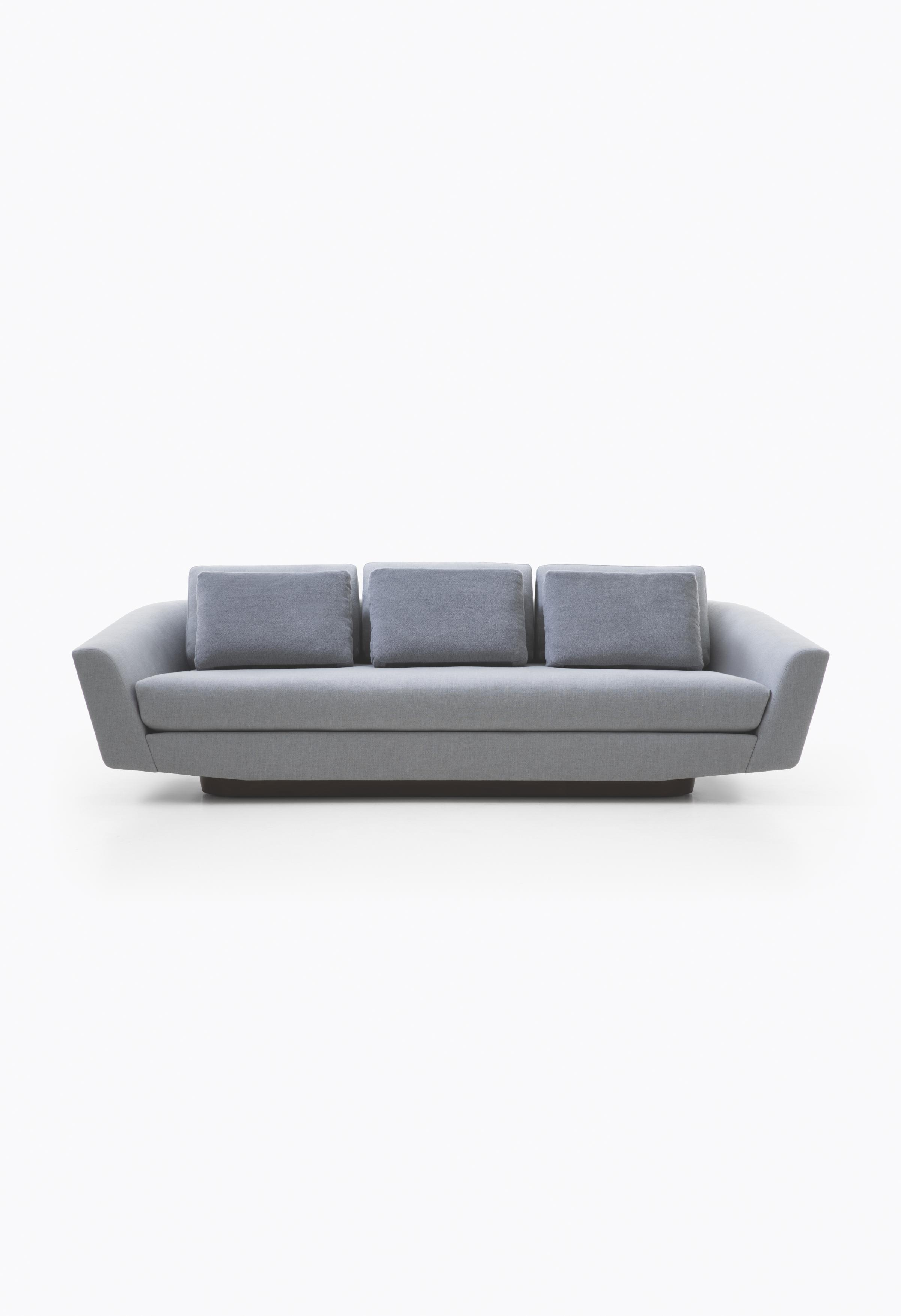 Open Arms Sofa