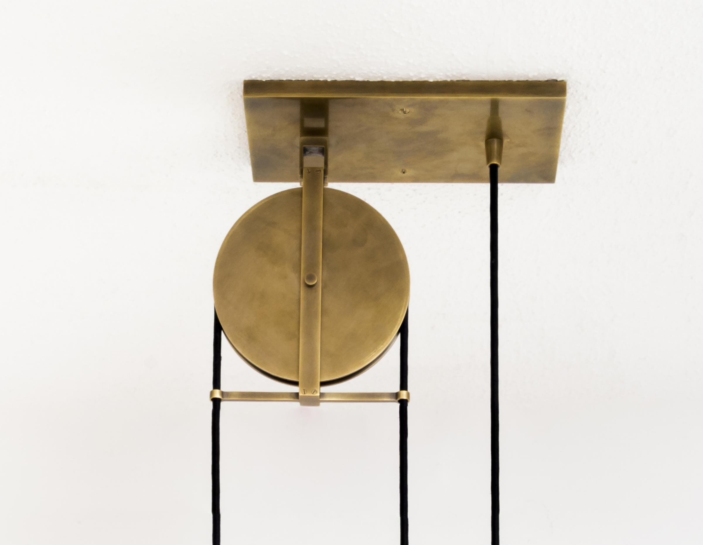 Pulley Pendant