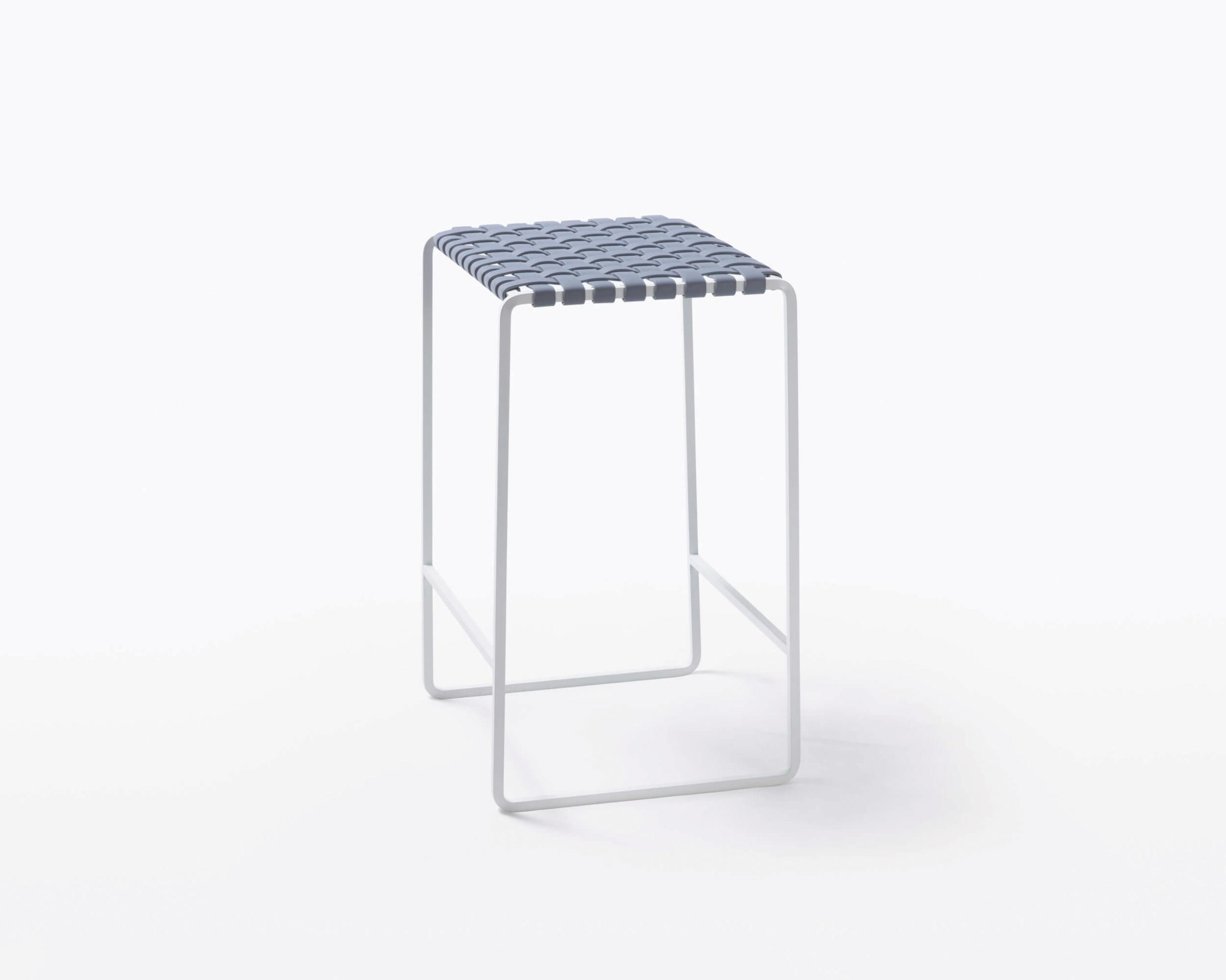 Outdoor Backless Counter Stool