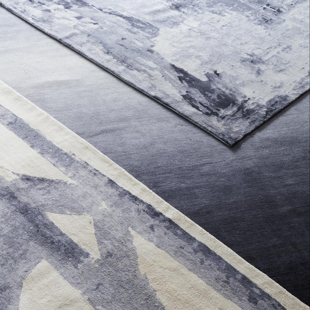 HOLLY HUNT Beyond Borders Rugs