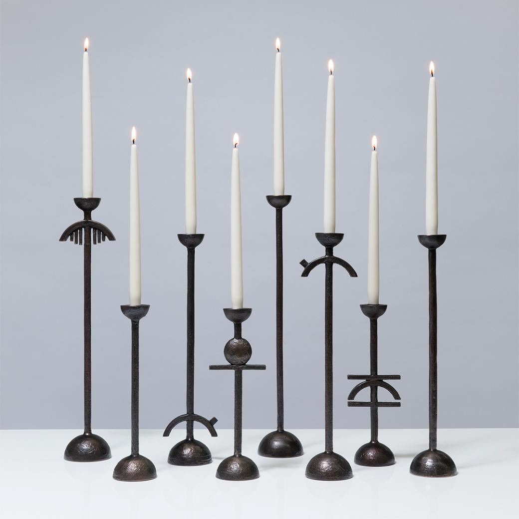 HOLLY HUNT Accessories Design Angie West Candlesticks