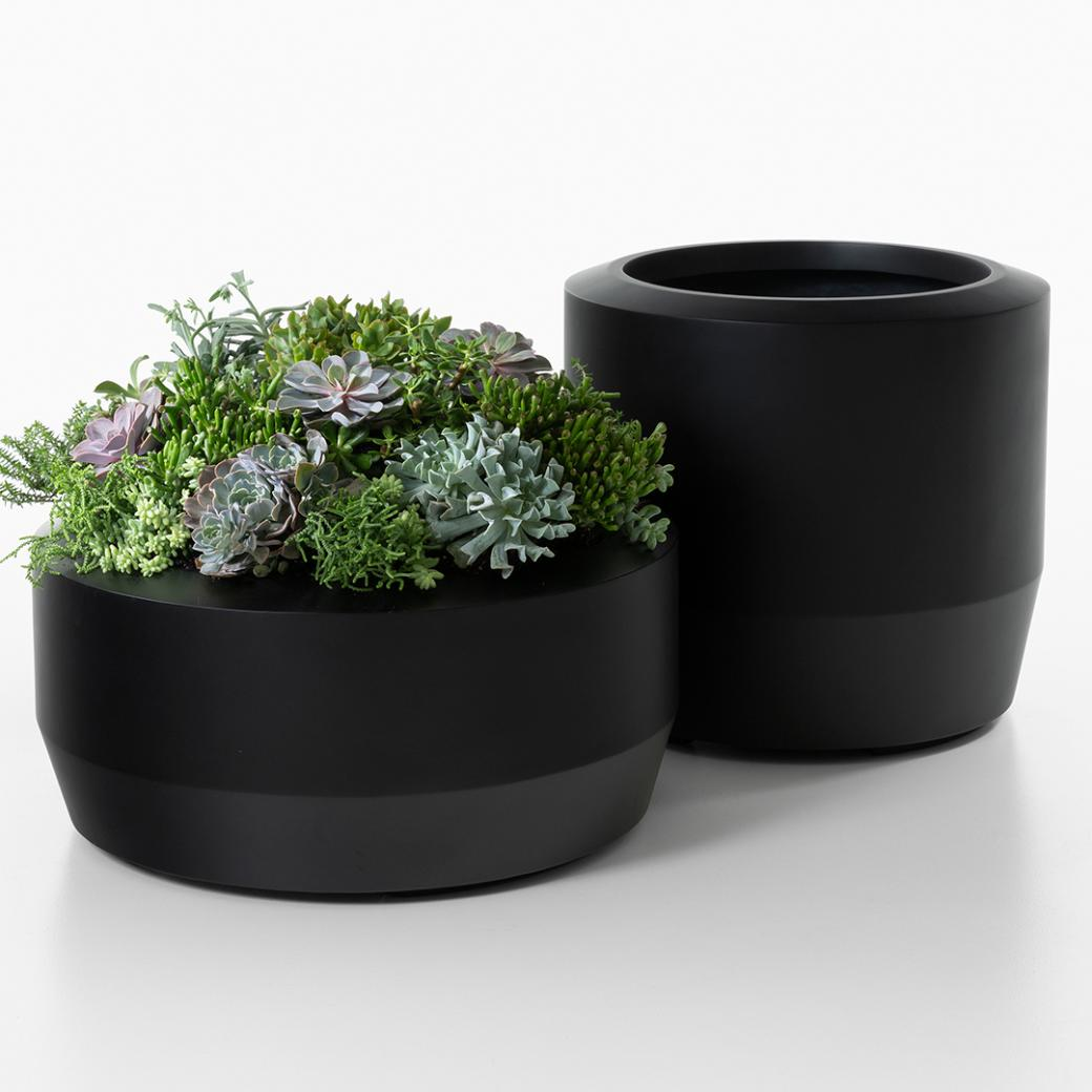 HOLLY HUNT Accessories Outdoor Fugu Planter