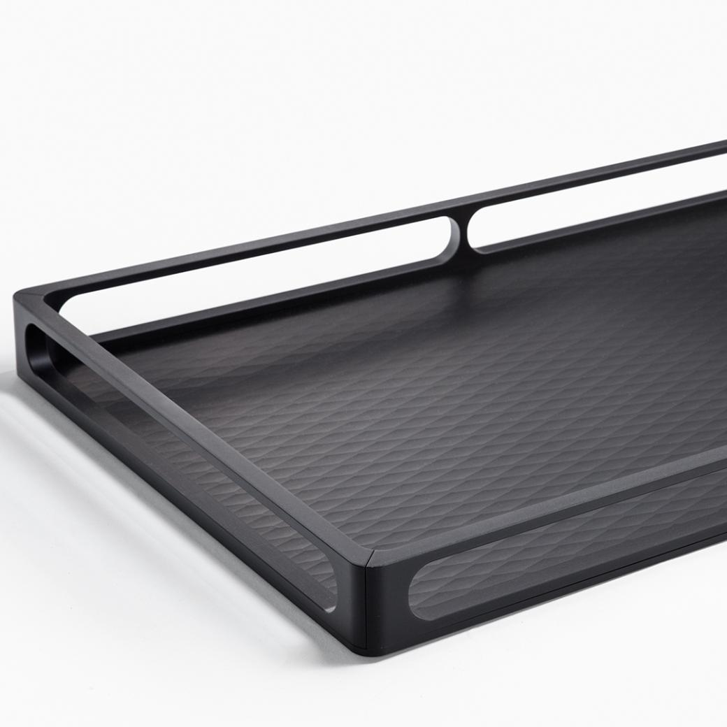 HOLLY HUNT Accessories Midnight Tray
