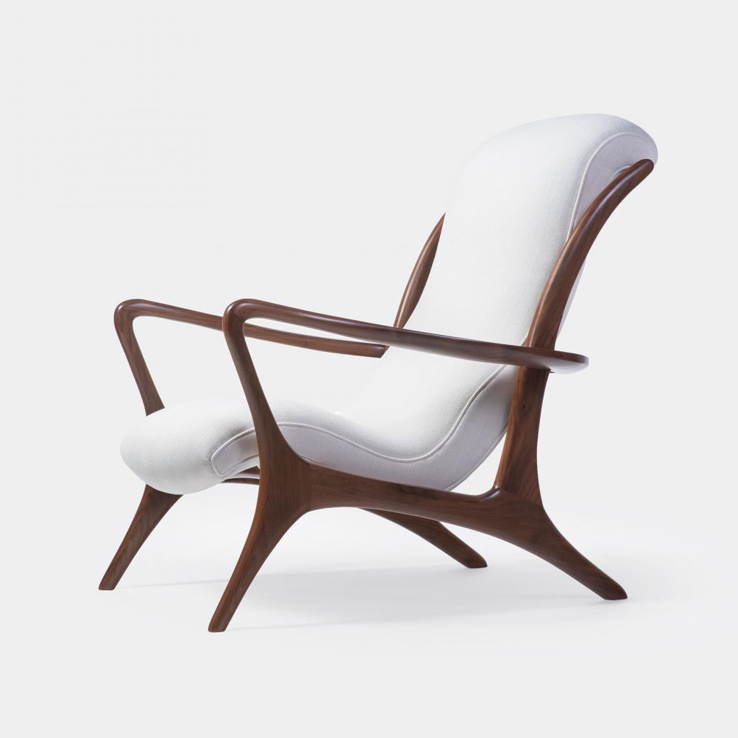 Contour High Back Lounge Chair
