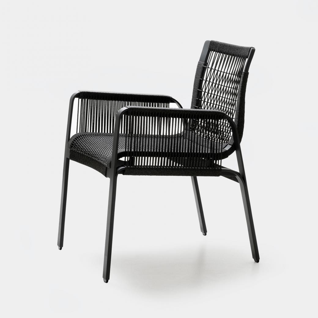 Caracal Dining Arm Chair
