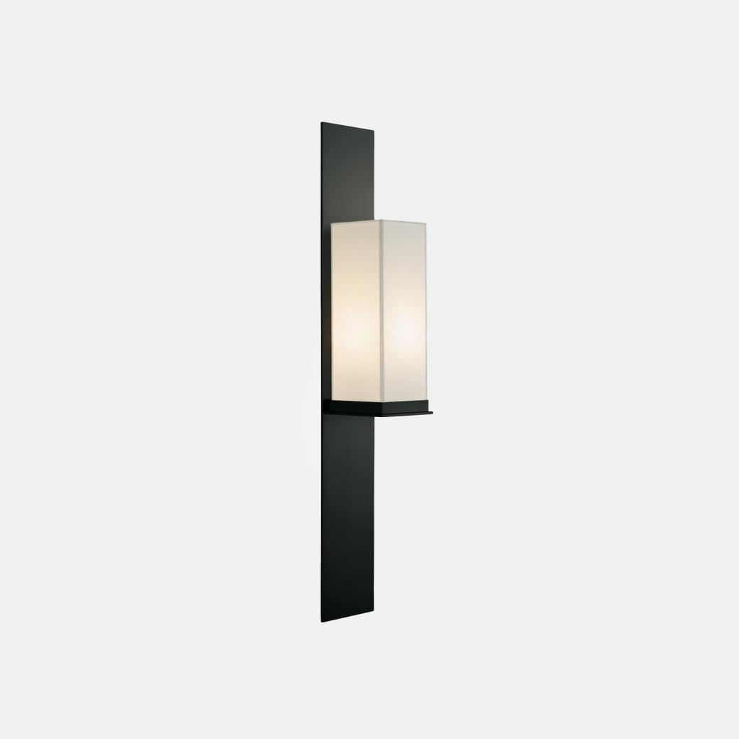 Ekster Sconce Sz 2, Steel-Dark Patina