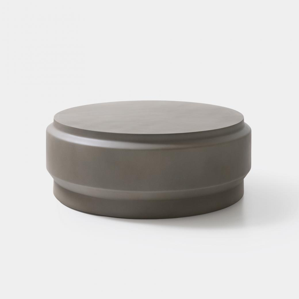 Lotus Table Size 4 Sand Grey