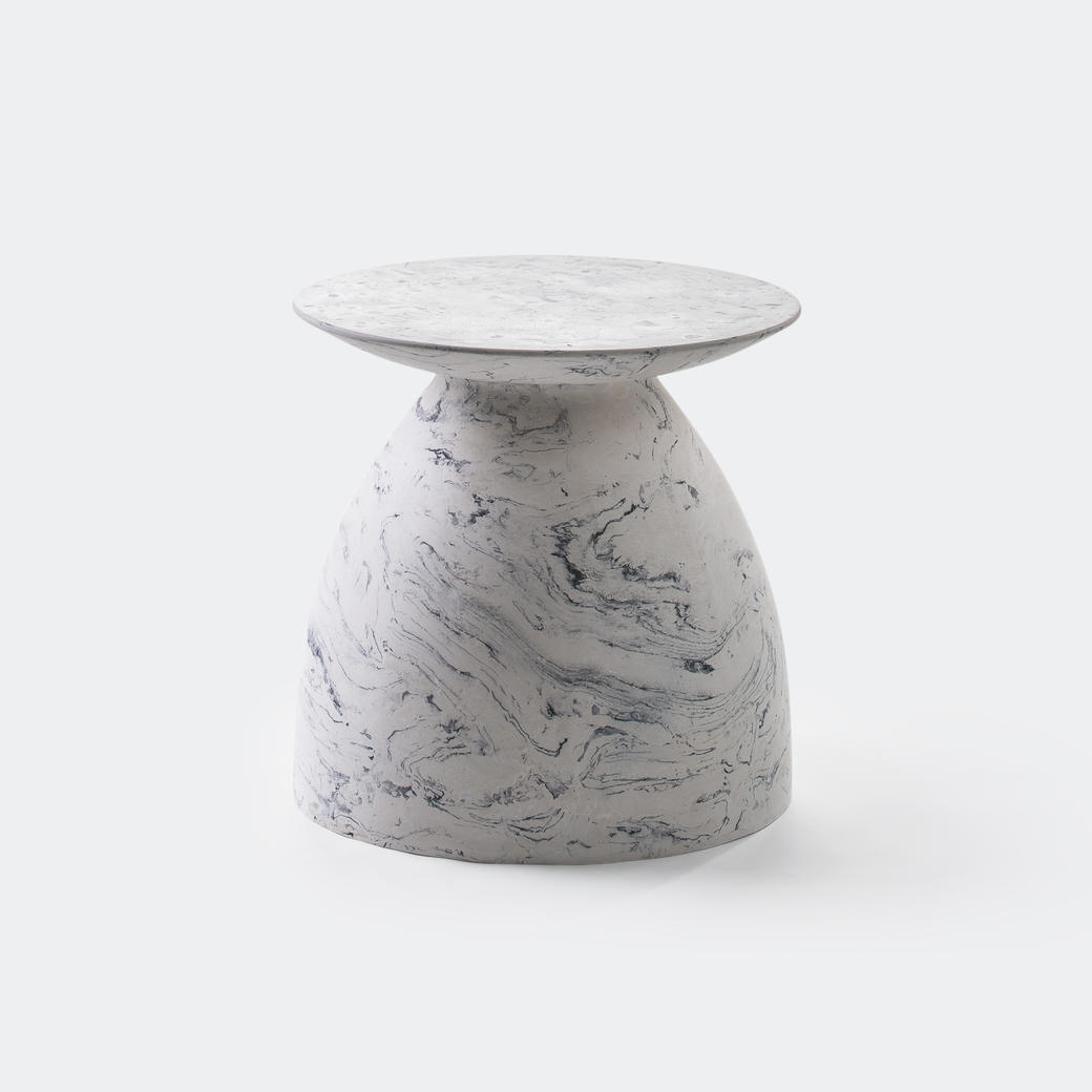 Mount Side Table Chalk