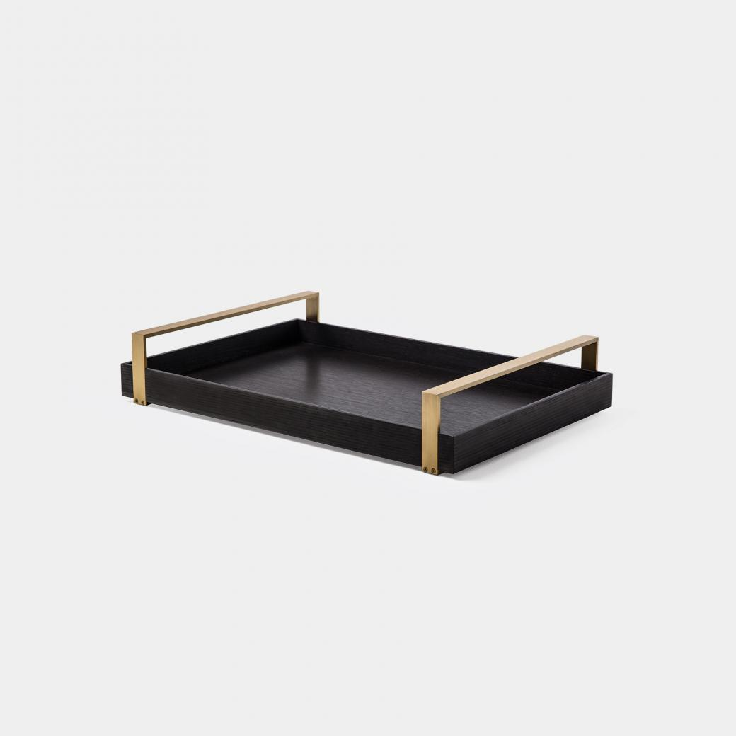 Webster Tray 24 x 16, Black Magic