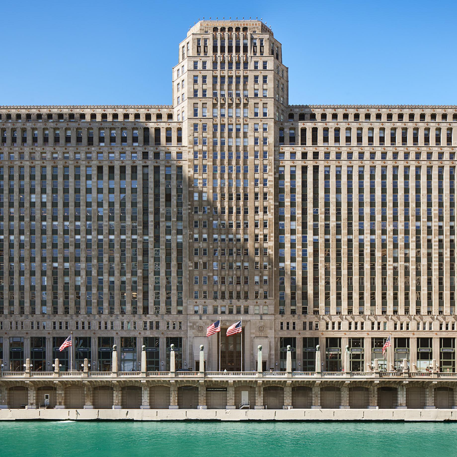 HOLLY HUNT Chicago Showroom - Merchandise Mart