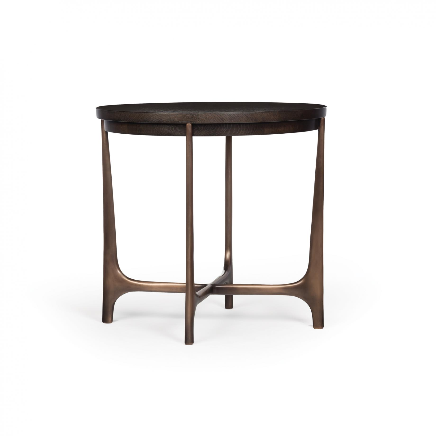 Portia Side Table Holly Hunt