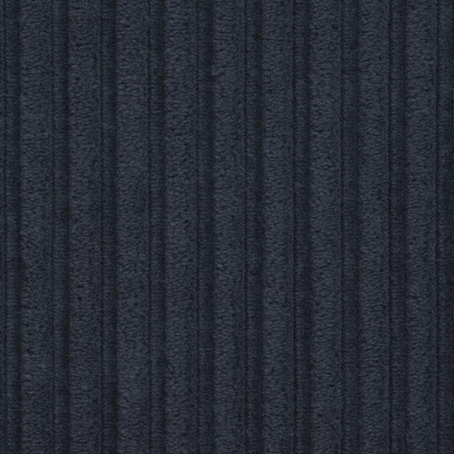 RIBBED VELVET NAVY