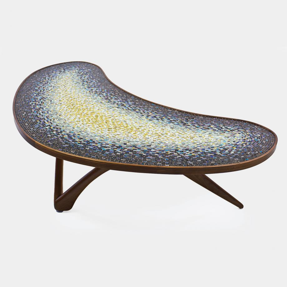 Mosaic Boomerang Table