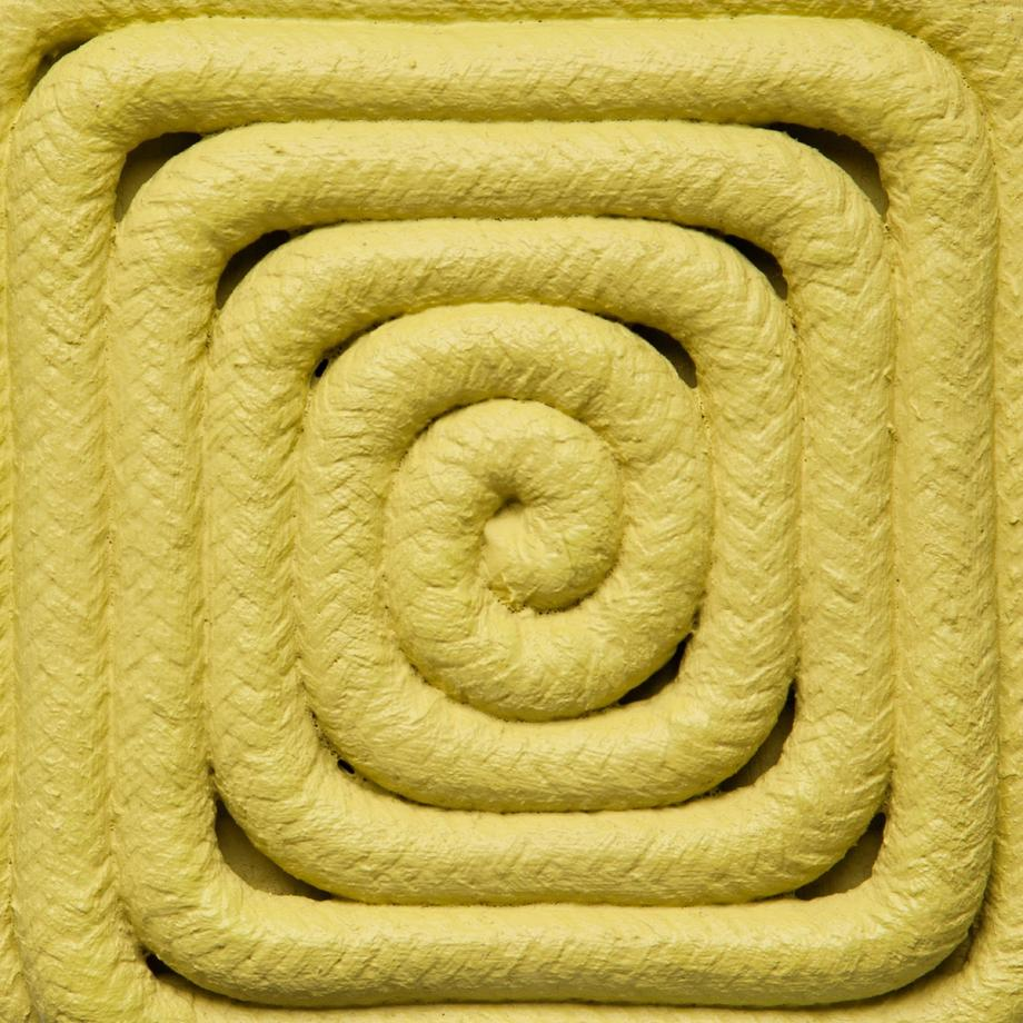 Mustard Green Cotton Cord
