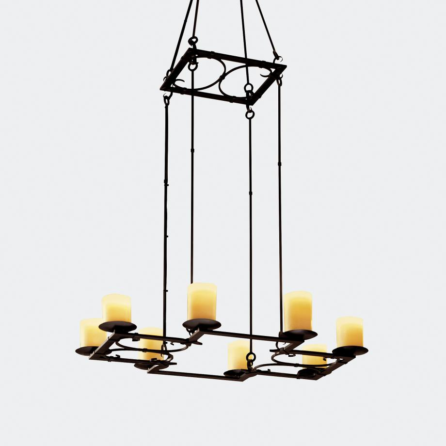 Bridle Hanging Light