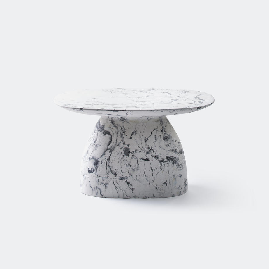 Dean Side Table Chalk