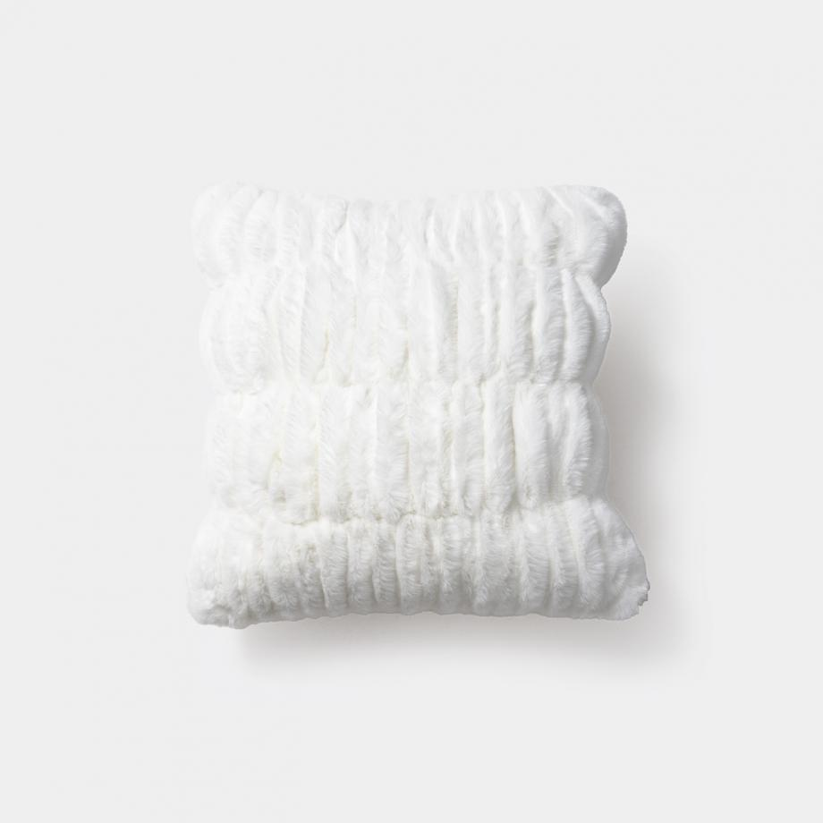 Faux Ruched Pillow