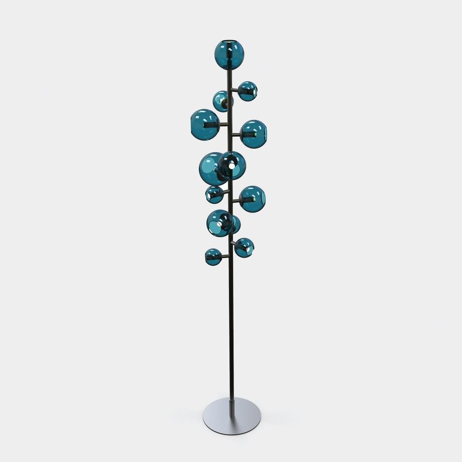 Last Night Totem Floor Lamp