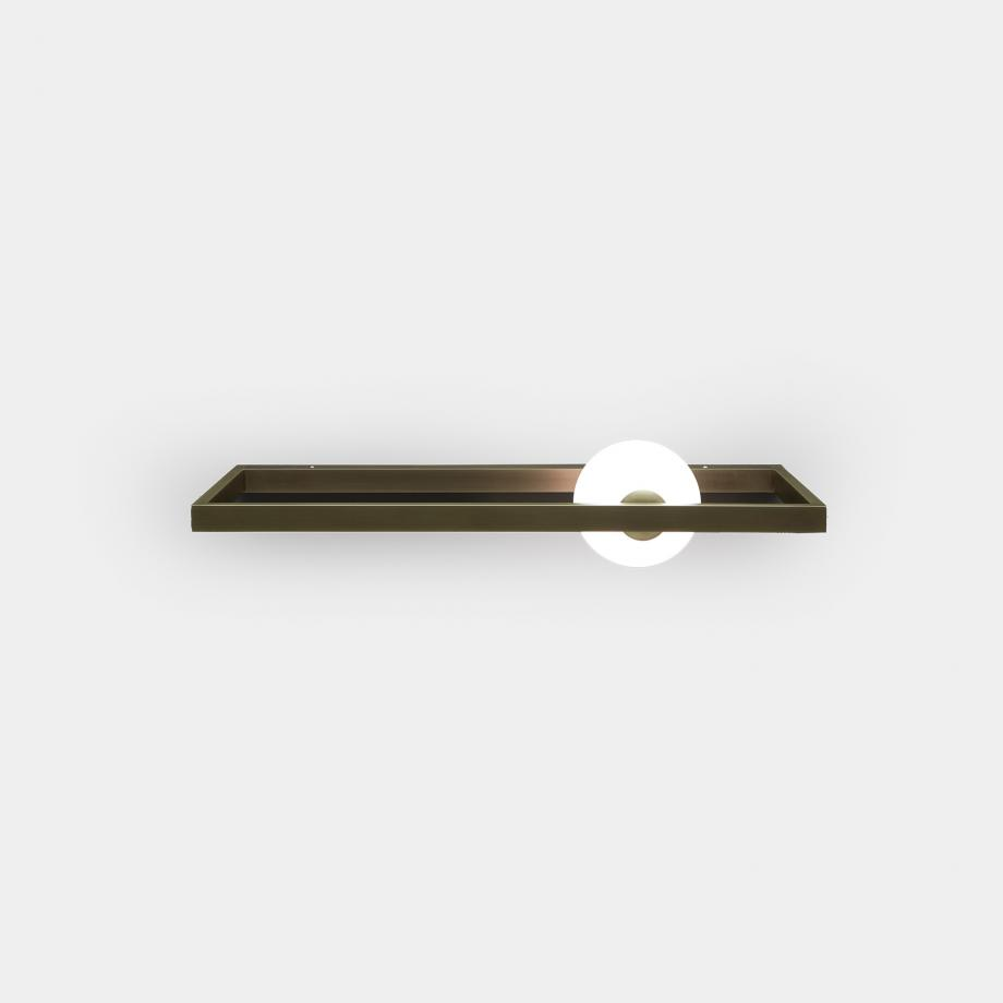 Mondrian Glass Sconce