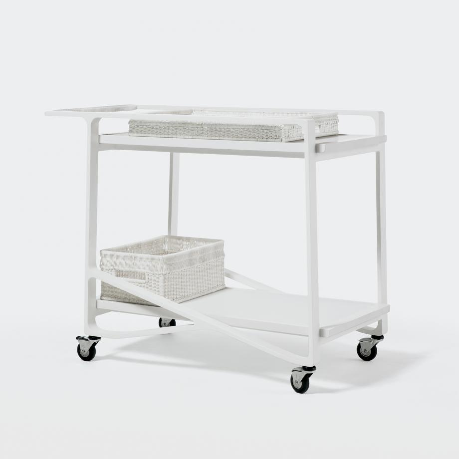 Omura Bar Cart