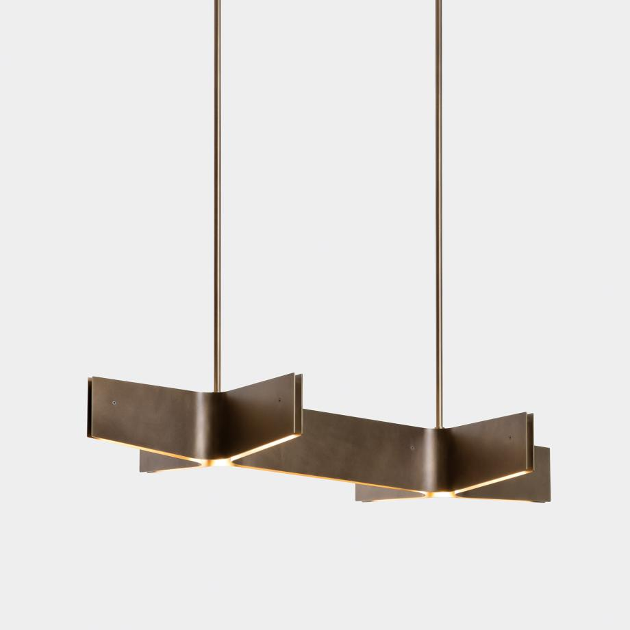 Spanning Hanging Light