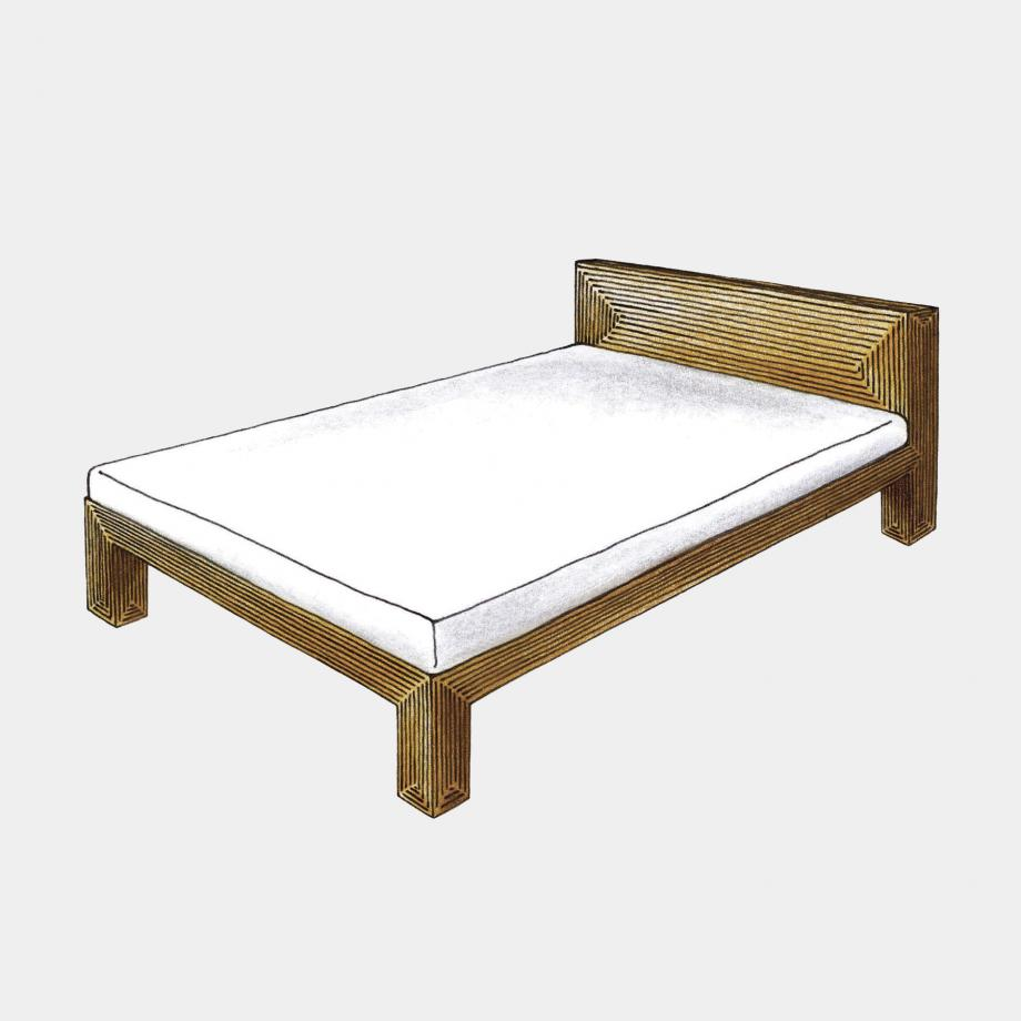 Tralure Bed